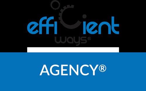 logo efficient ways